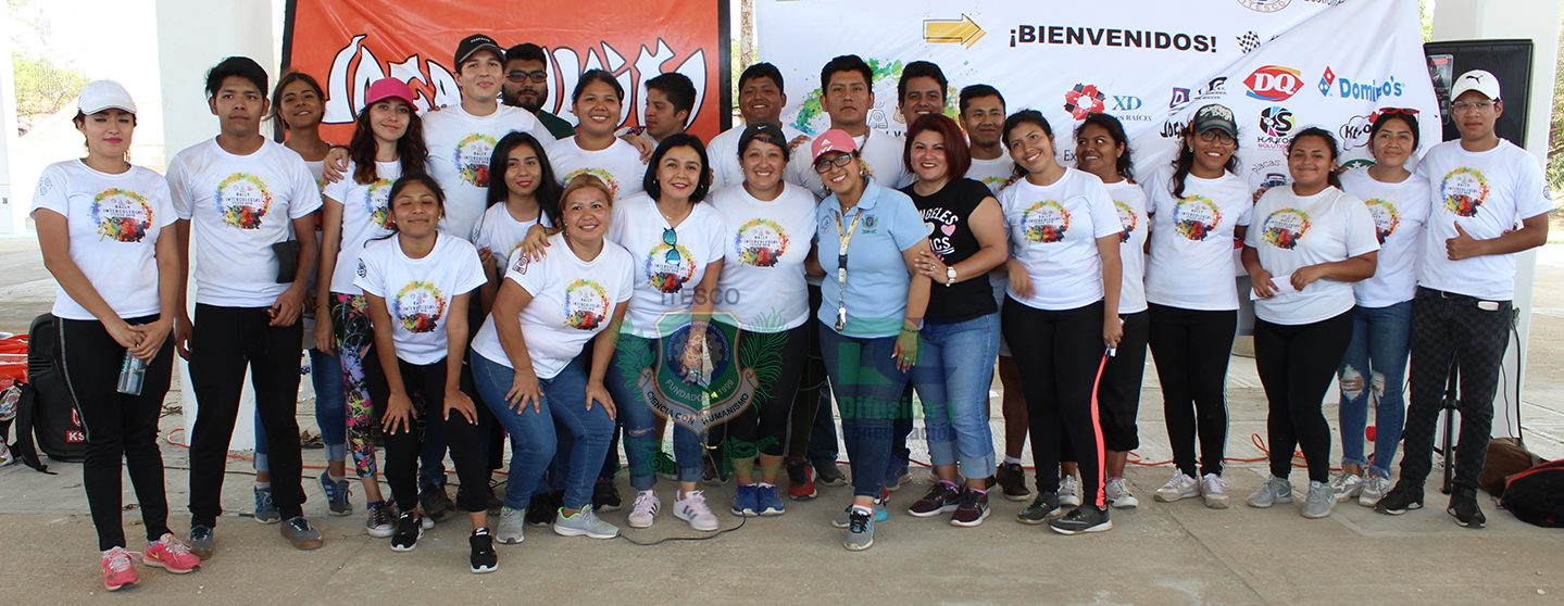 Rally Intercolegial 2019 en ITESCO